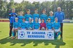 Mannschaftsfoto - C1-Junioren - Saison 2018/19