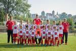 Mannschaftsfoto - D3-Junioren - Saison 2018/19