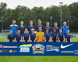 Mannschaftsfoto - C1-Junioren - Saison 2020/21