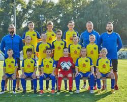 Mannschaftsfoto - D1-Junioren - Saison 2021/22