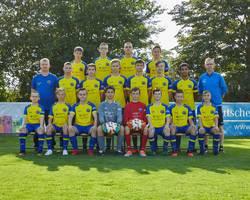 Mannschaftsfoto - C-Junioren - Saison 2021/22